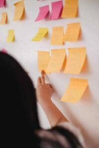 Post-IT, Brainstorm