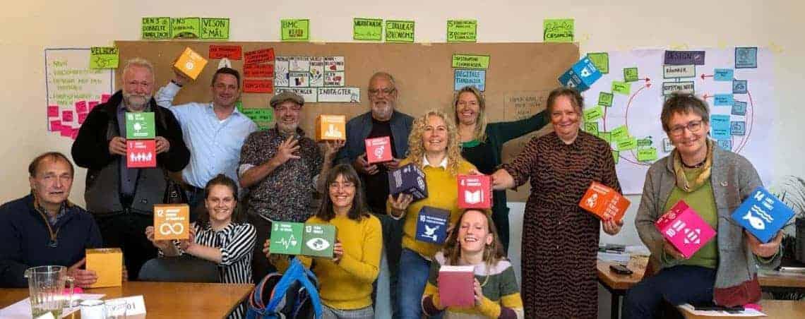 Lean Akademiet Djursland Bæredygtighed