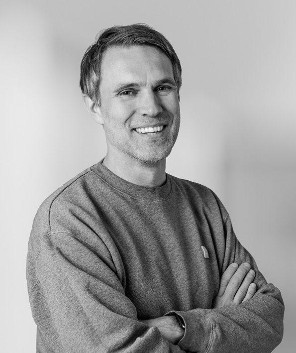 Pelle Gustafsen Lean Digital Designer