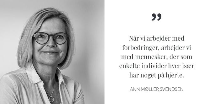 Ann Møller Svendsen profil