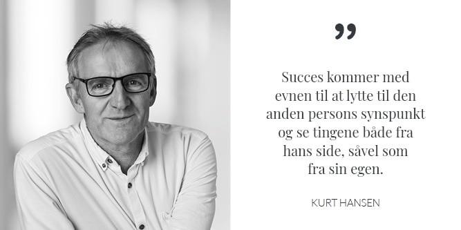 Kurt Hansen profil