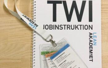 TWI, jobinstruktion